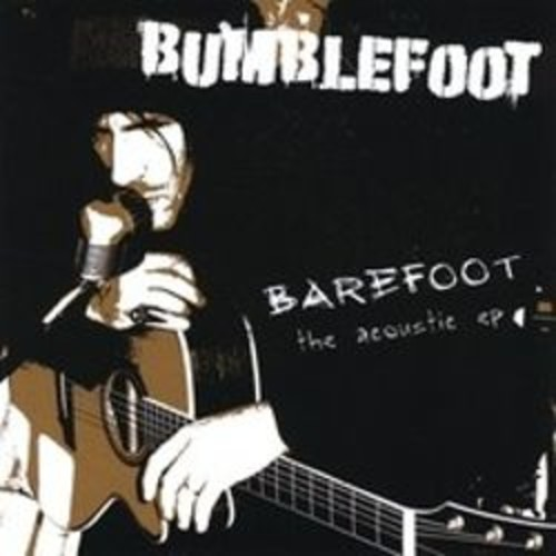 Barefoot - The Acoustic EP [CD]