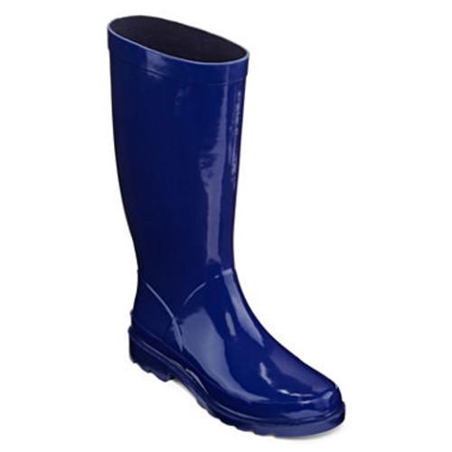 Towne By London Fog Womens Jasper Rain Boots [medium]