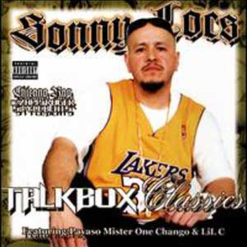 Talkbox Classics By Sonny Locs (Audio CD)