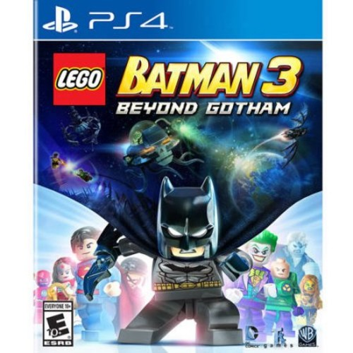 LEGO Batman 3 Beyond Gotham (PS4) - Pre-Owned