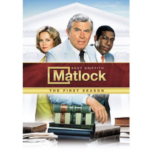 Matlock: The First Season (Full Frame)