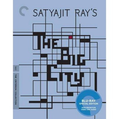 The Big City [Criterion Collection] [Blu-ray]