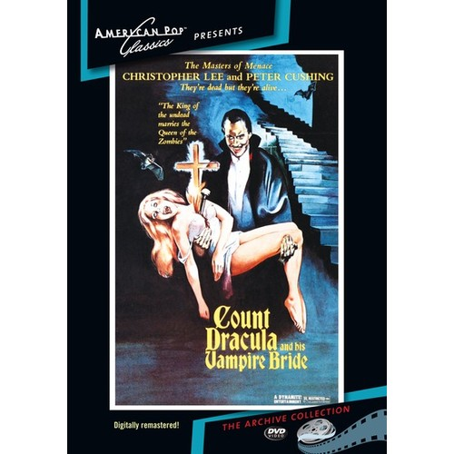 Count Dracula and His Vampire Bride [DVD] [1973]