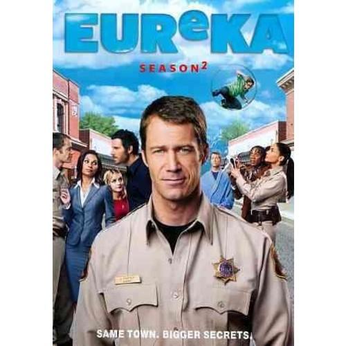 Eureka: Season Two (DVD)