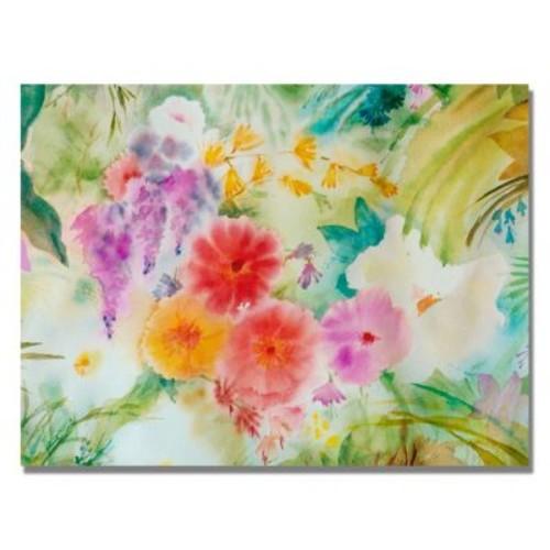 Trademark Fine Art 'Dream Flowers' 18