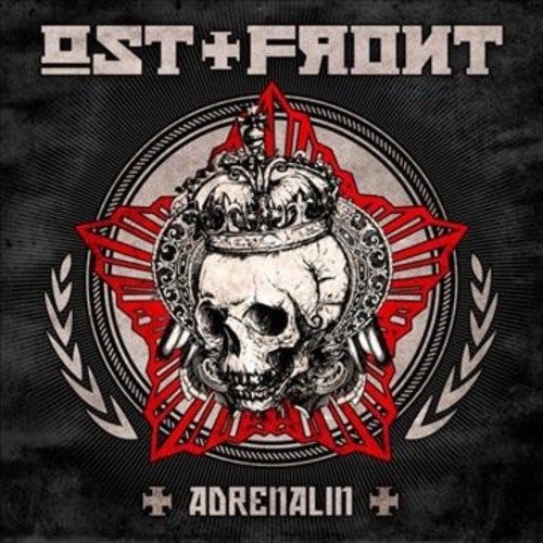 Ost Front - Adrenalin (CD)