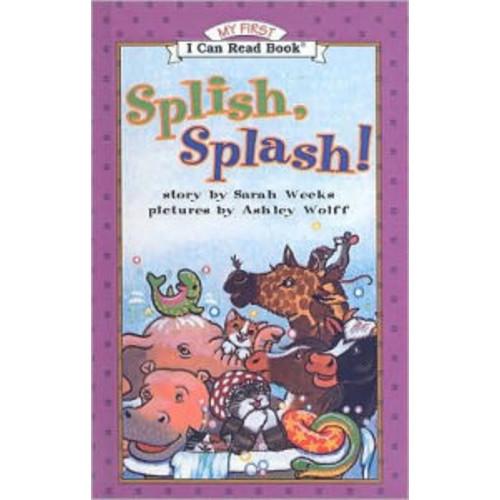 Splish, Splash! (My First I Can Read)