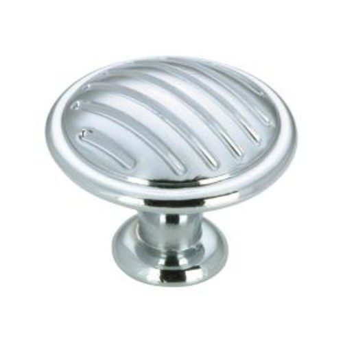 Richelieu Hardware 1-3/16 in. Chrome Cabinet Knob