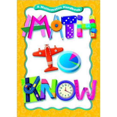 Math to Know: Student Handbook 2006 / Edition 2