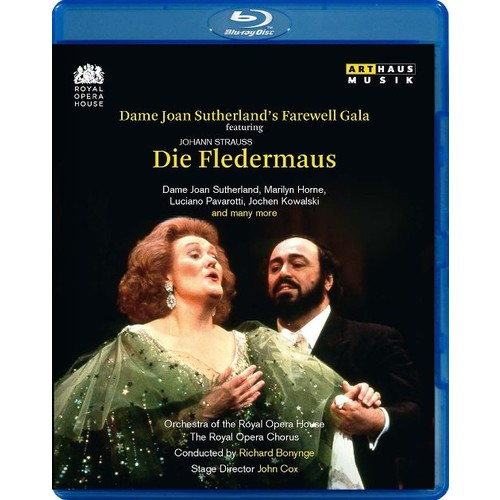 Dame Joan Sutherlands' Farewell Gala featuring Die Fledermaus [Video] [Blu-Ray Disc]