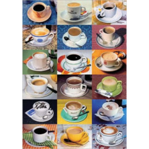 Wanderlust Coffee Journal