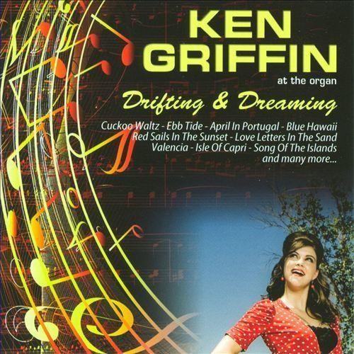 At the Organ: Drifting & Dreaming [CD]