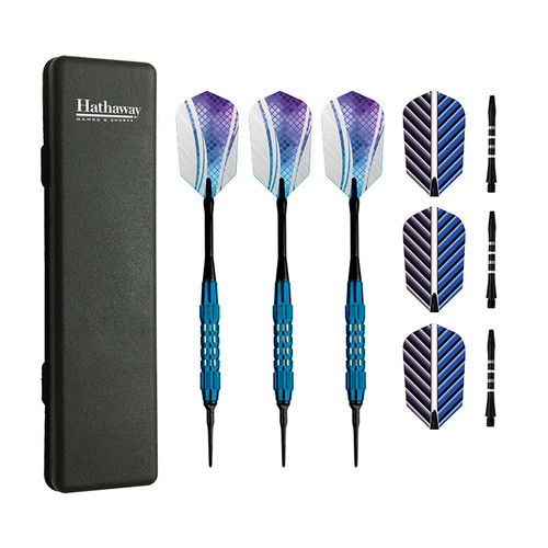 Hathaway Galaxy Soft Tip Darts - Set of 3