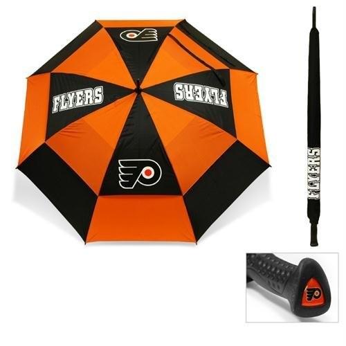 Team Golf Philadelphia Flyers 62 Double Canopy Umbrella