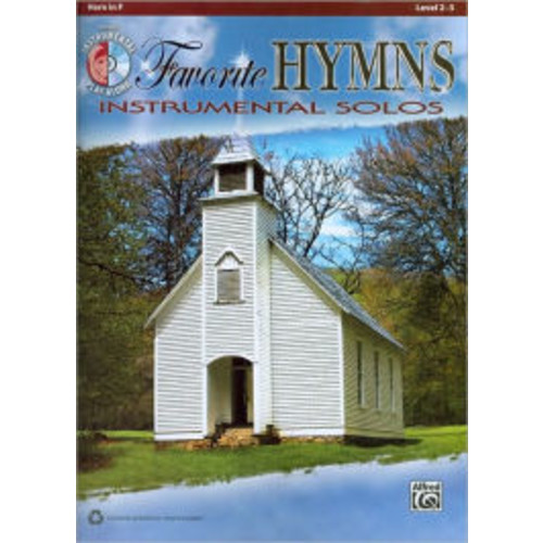Favorite Hymns Instrumental Solos: Horn in F