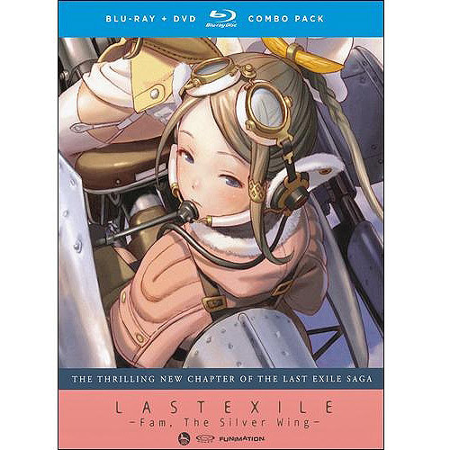Last Exile Fam-Season 2 Part Two (Blu-ray)