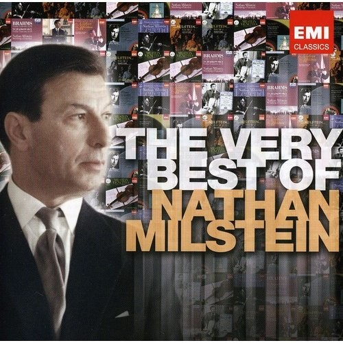 The Very Best of Nathan Milstein [CD]