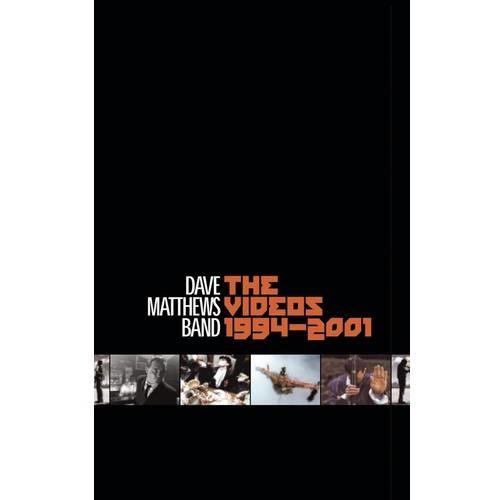 Dave Matthews Band - The Videos 1994-2001