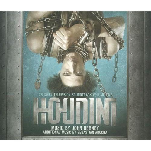 Houdini, Vol. 1 [Original Television Soundtrack] [CD]
