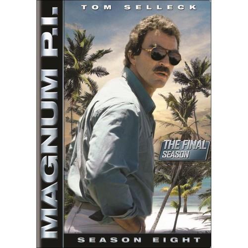 Magnum P.I.: Season Eight [3 Discs] [DVD]