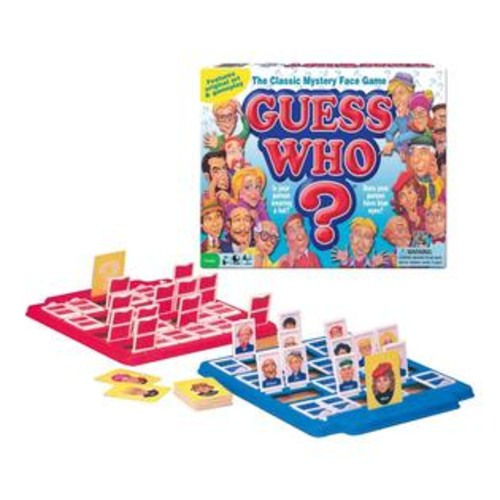 Winning Moves Games Guess Who? Classic Mystery Face Game