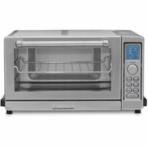Cuisinart 1800 Watts Deluxe Convection Toaster Oven Broiler - Stainless Steel