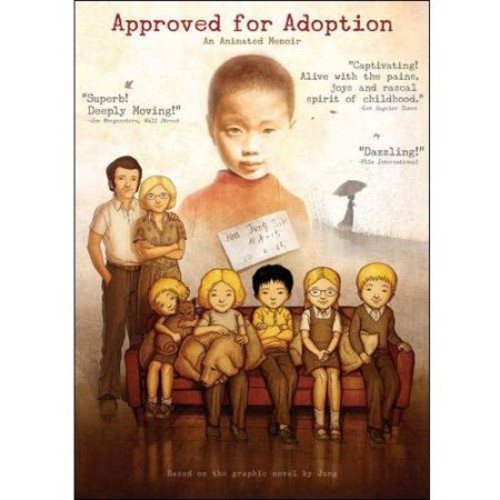 Approved for Adoption [DVD] [2012]