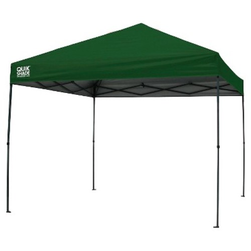 Quik Shade Weekender Elite WE100 10x10 Instant Canopy - Green