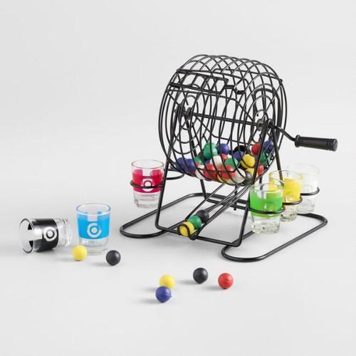 Bingo Shots Drinking Game