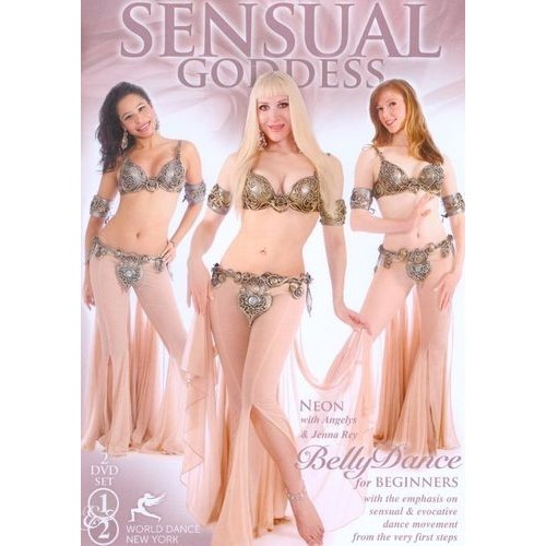 Sensual Goddess: BellyDance for Beginners [2 Discs] [DVD] [2012]