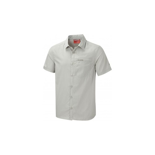 Crag Hoppers Craghoppers Nosilife Belay Short Sleeve Shirt - Mens