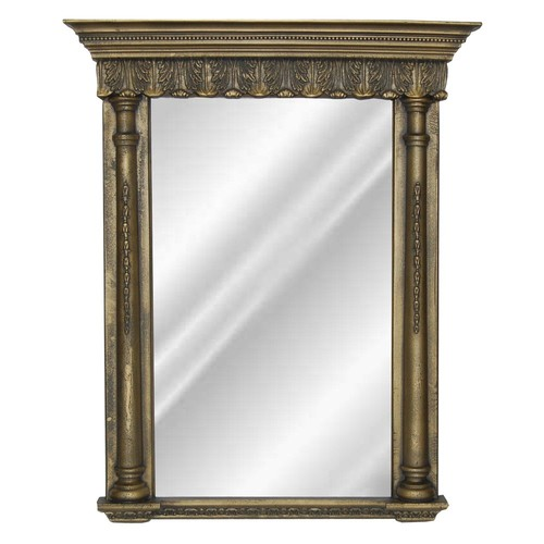 Hickory Manor House Acanthus Mirror - 32.5W x 42H in.
