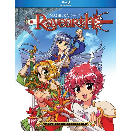 Magic Knight Rayearth: The Complete Collection