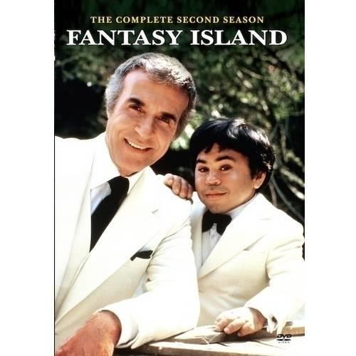 Fantasy Island - Season 2: Ricardo Montalban, Herve Villechaize, Arthur Rowe: Movies & TV
