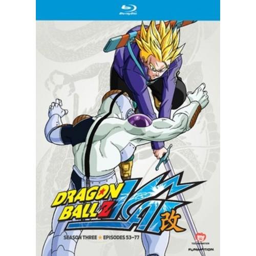 DragonBall Z Kai: Season Three [4 Discs] [Blu-ray]