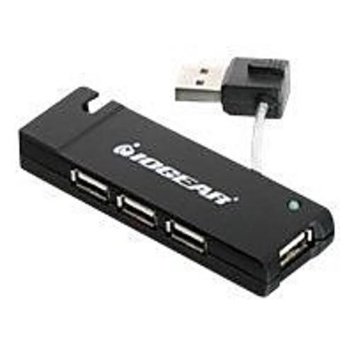 Iogear GUH285W6 4 Port Hi-Speed USB 2.0 Hub