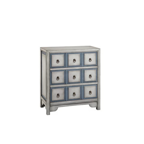 ELK Lighting Coffee, Console, Sofa & End Tables Adley Three Drawer Accent Chest