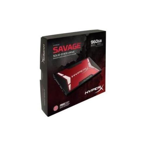 Kingston 960GB HyperX Savage SATA III 2.5