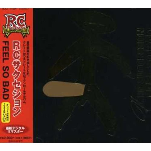 Feel So Bad [CD]