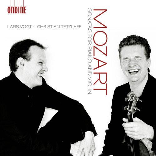 Mozart: Sonatas for Piano & Violin [CD]