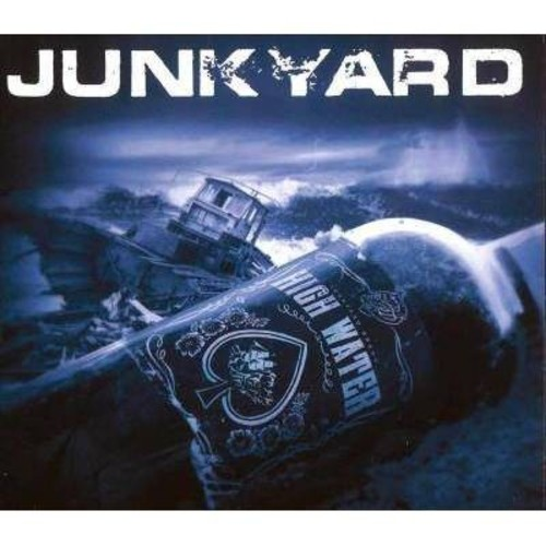 Junkyard - High Water (CD)
