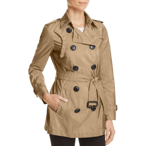 BURBERRY Kerringdale Short Trench Coat
