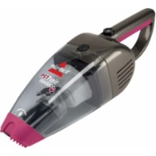 BISSELL - Pet Hair Eraser Bagless Cordless Hand Vac - Refined Bronze