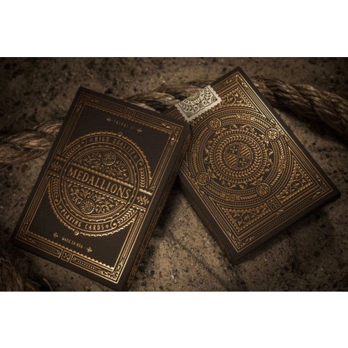 theory11 Playing Cards - Medallion