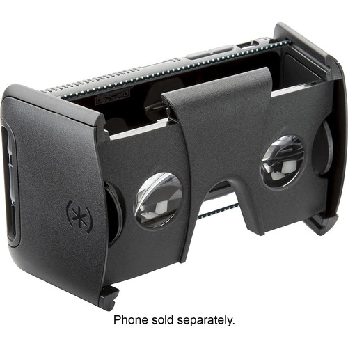 Pocket VR Smartphone Headset with CandyShell Grip Case for iPhone 6/6s
