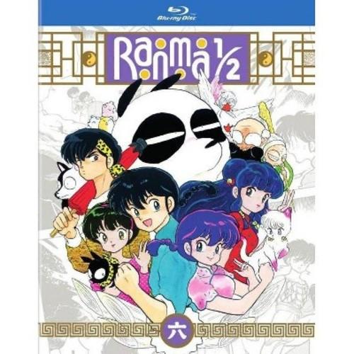 Ranma 1/2: Set 6 [Blu-ray]