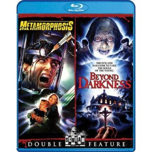 Double Feature: Metamorphosis / Beyond Darkness (Blu-ray) (Widescreen)