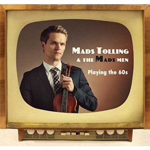 Mads Tolling - Playing The 60s (CD)