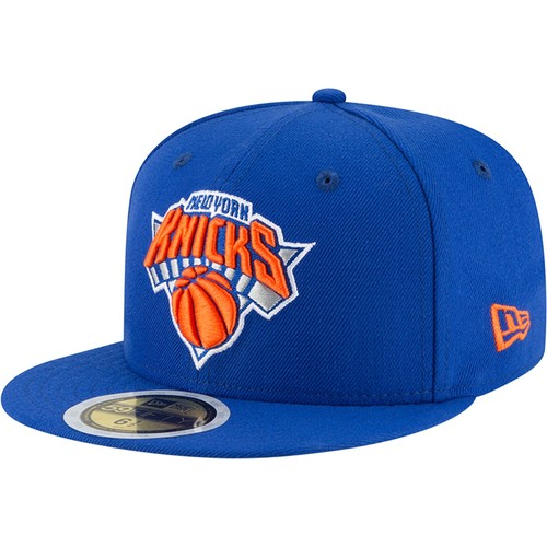 Era Youth New York Knicks 59Fifty Royal Fitted Hat