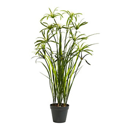 Nearly Natural 3\' Papyrus Silk Plant